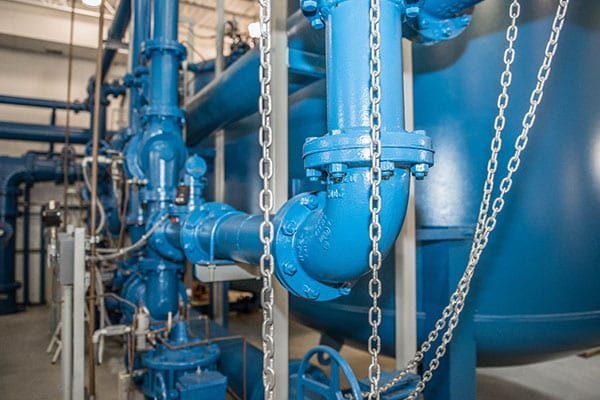 Pipe System Painting Inside Out Company